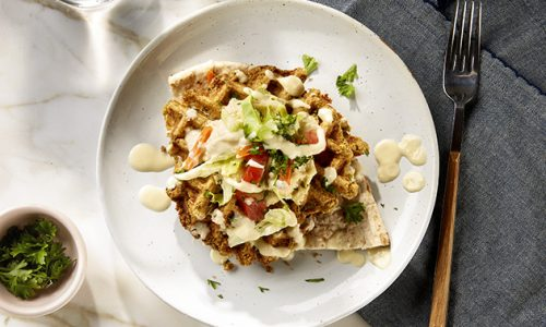 Easy Meals Made in Your Waffle Iron on Global's The Morning Show
